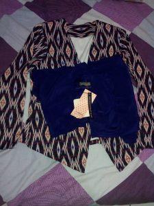 Blazer dan cardigan untuk me-refresh gaya.