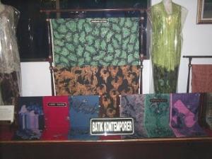batik kontemporer