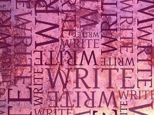 write-writing-writer