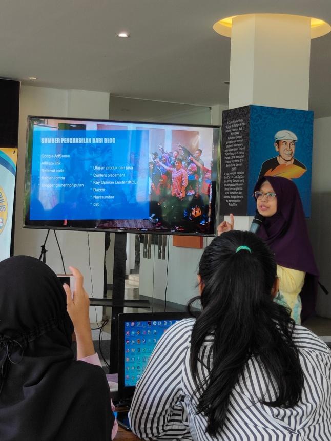 Advanced Blogging Workshop